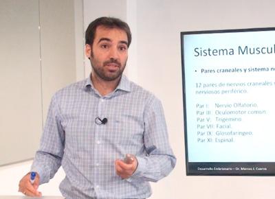 Dr. Marcos Cueva