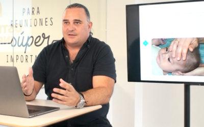 Presentación de la 12ª promoción de Osteopatía Infantil en Madrid del curso que comenzará el 4 de noviembre