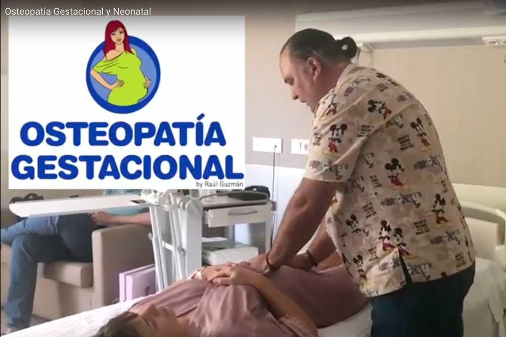 Evaluación Osteopatia Puerperal Hospital San Francisco de Asís