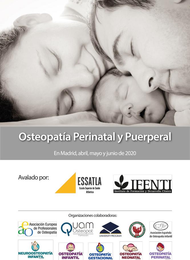 Programa Osteopatia Perinatal y Puerperal 2020
